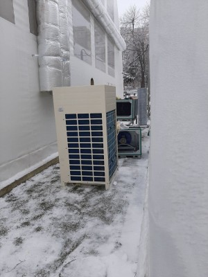 Системы вентиляции под ключ.