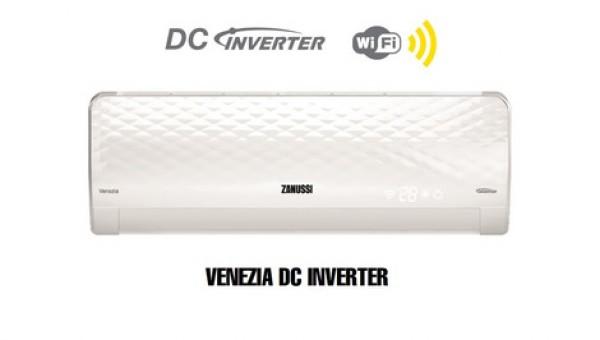 Sistema Split Zanussi Venezia ZACS-09 HV/N1