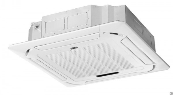 Sistem de tip casetă  Zanussi ZACC-24 H / ICE / FI / N1