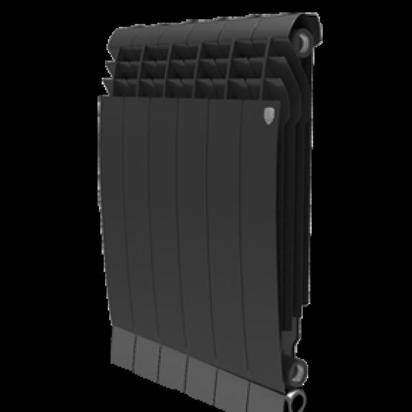 Radiator bimetal BiLiner 500 NEW Noir Sable Royal Thermo