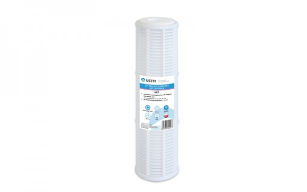 Картридж из пластиковой сетки многократного использования для очистки воды