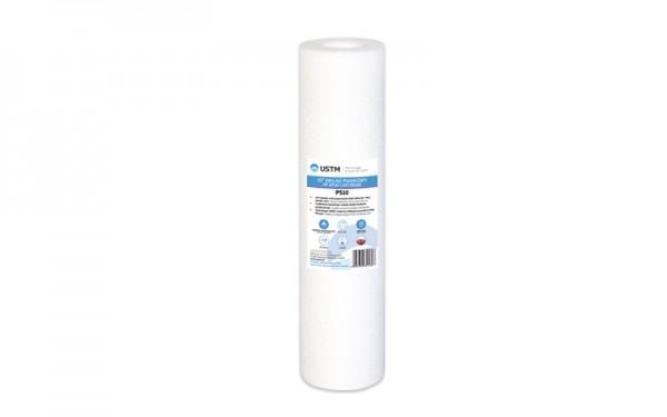 Cartuș de polipropilenă sinterizat pentru purificarea apei