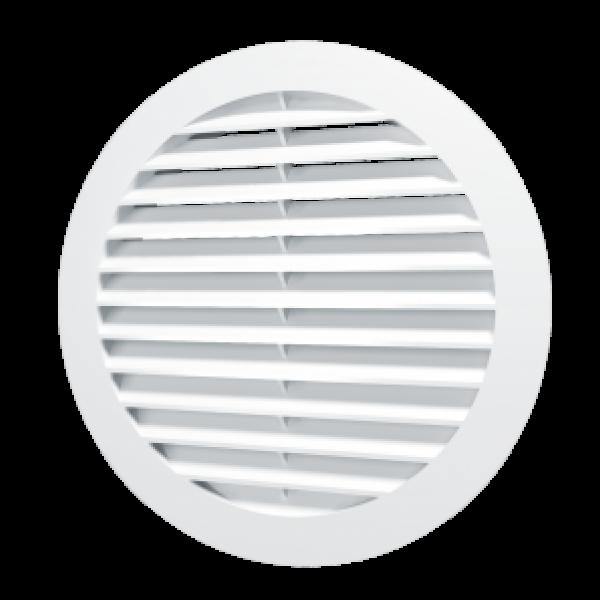 Grilă de ventilare rotundă