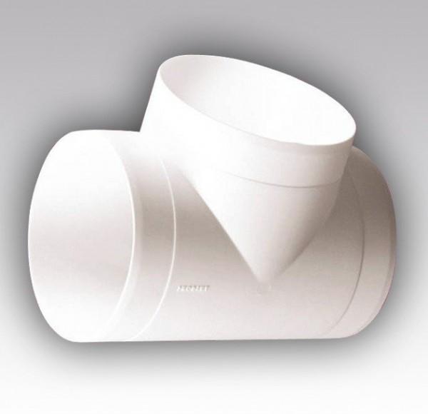 Conector în formă de T pentru ventilare