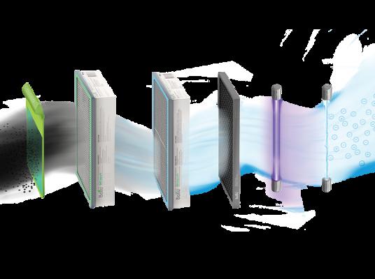 Приточный очиститель воздуха Air Master 2