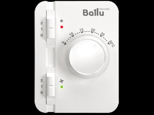 Perdea de aer BALLU  BHC-L10-S06 (telecomanda BRC-E)